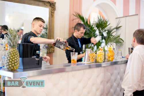 Barman na wesele Bar Event