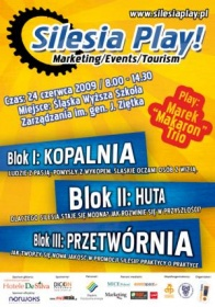 SILESIA PLAY! Marketing/Events/Tourism