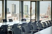 Centrum Konferencyjne i Szkoleniowe w Zebra Tower
