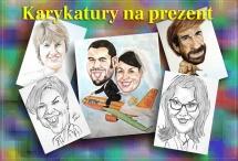 Karykaturzysta - Roman Koliński