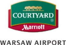 Zielony Courtyard by Marriott Warsaw Airport
