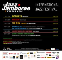 Program Jazz Jamboree 2010