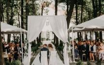 Niezapomniany ślub w plenerze - Warszawa i okolice